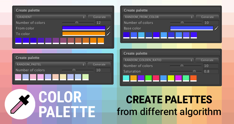 Color Palette Screenshot 2