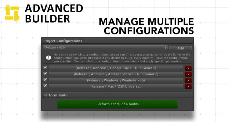 Advanced Builder Screenshot 4